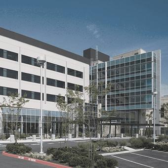 Bellevue office building