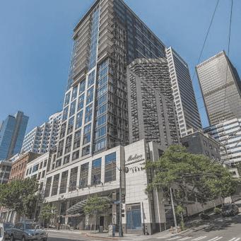 Seattle office building